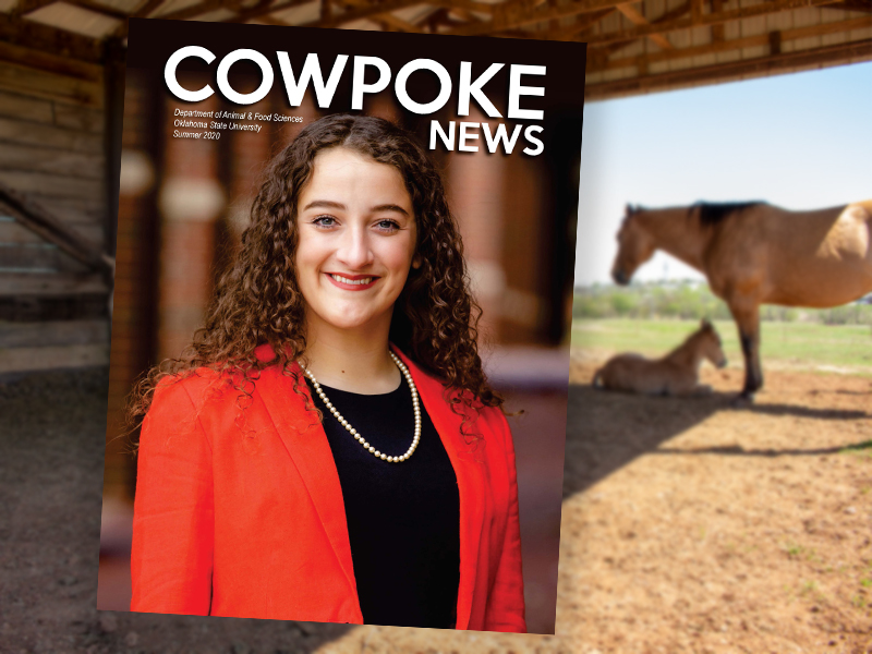 Cover of Cowpoke News