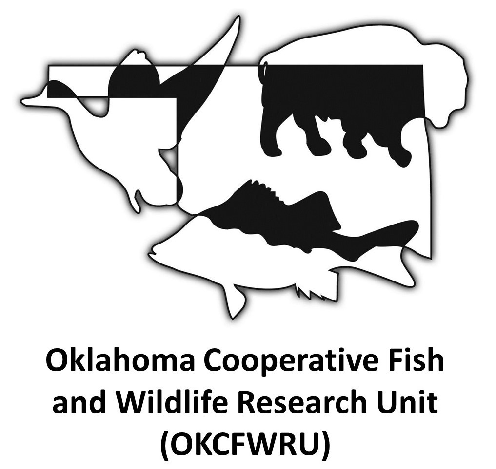 Oklahoma Cooperative Fish and Wildlife Research Unit Logo